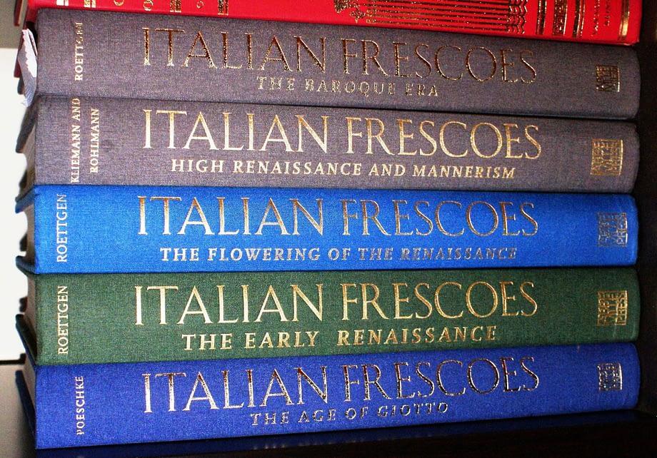 077 Italian Frescoes