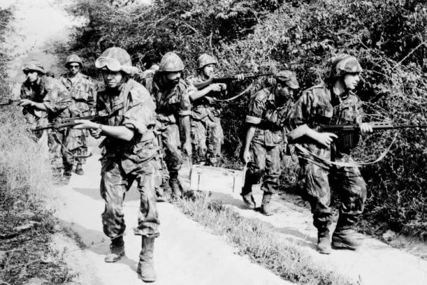 Guerra Colonial. Os Anos da Guerra