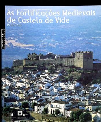 Capa livro Fortificações Militares Castelo de Vide
