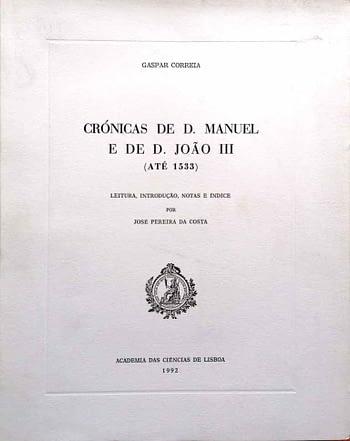 Crónicas de D. Manuel e de D. João III (1)