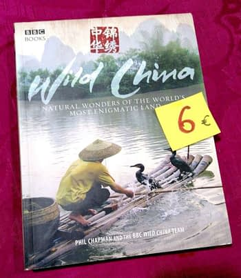 Wild China. Natural Wonders of the World's Most Enigmatic Land. Phil Chapman. 6€