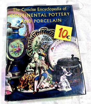 Continental Pottery and Porcelain. The Concise Encyclopedia 10€