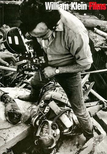 William Klein. Films