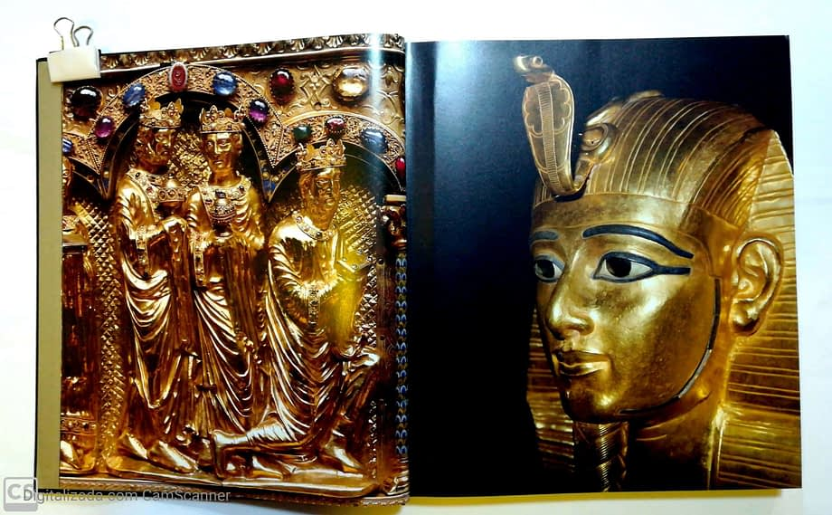 The Lure of Gold. An Artistic And Cultural History 3 (4)