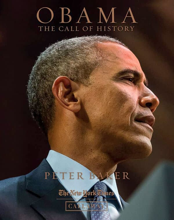 Obama. The Call of History 25€
