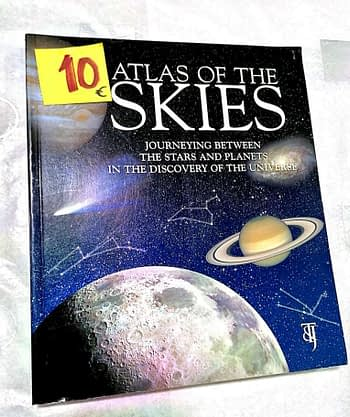 Atlas of the Skies. 10€