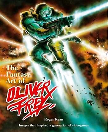 The Fantasy Art of Oliver Frey   A Arte do Fantástico de Oliver Frey   L'Art du Fantastique d'Oliver Frey