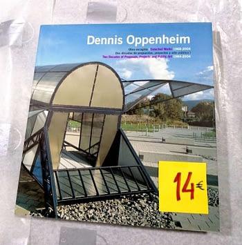 Dennis Oppenheim. 14€