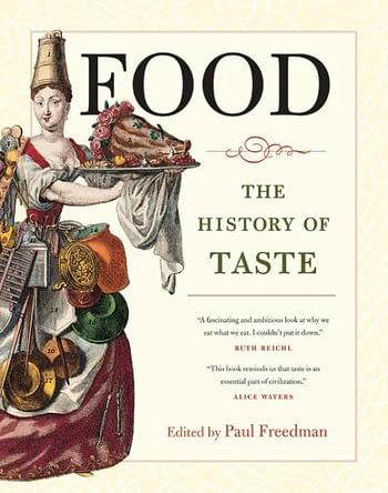 Food. The History of Taste | Aliments. L'histoire du Goût | Comida. A História do Gosto 27€