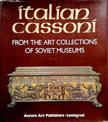 Italian Cassoni from the Art Collections of Soviet Museums