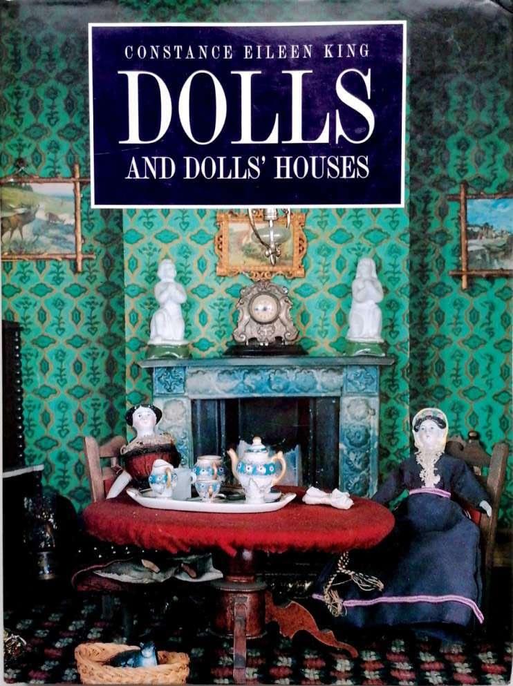Dolls and Doll's Houses | Bonecas e Casas de Bonecas
