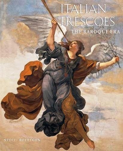 10 Livros mais Bonitos da Loja! Italian Frescoes | Pintura