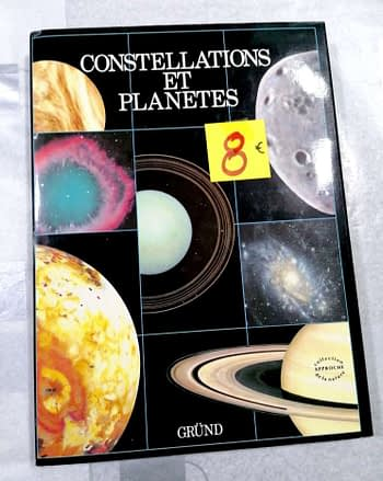 Constellations et Planètes. Grund. 8€