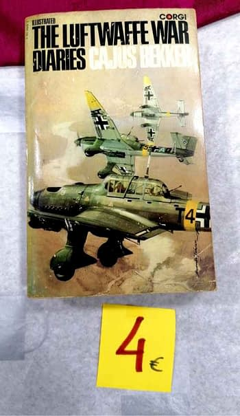 The Luftwaffe War Diaries 4€ Cajus Bekker Corgi