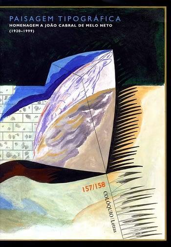 Paisagem Tipográfica: Homenagem a João Cabral de Melo Neto (1920-1999)