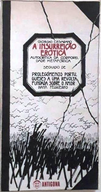 A Insurreição Erótica. Autocrítica da Corporeidade Metafórica … seguido de …. Prolegómenos Portugueses a uma Revolta Fundada Sobre o Amor (de Diana Felgueiras)
