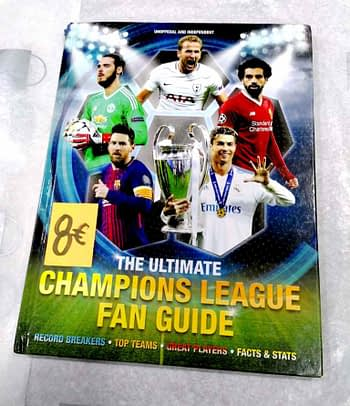 The Ultimate Champions League Fan Guide. 8€