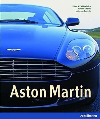 Aston Martin capa mole livro