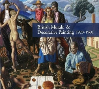 British Murals; Decorative Painting 1920-1960 45€