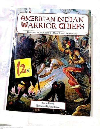 American Indian Warrior Chiefs. 12€ Jason Hook.