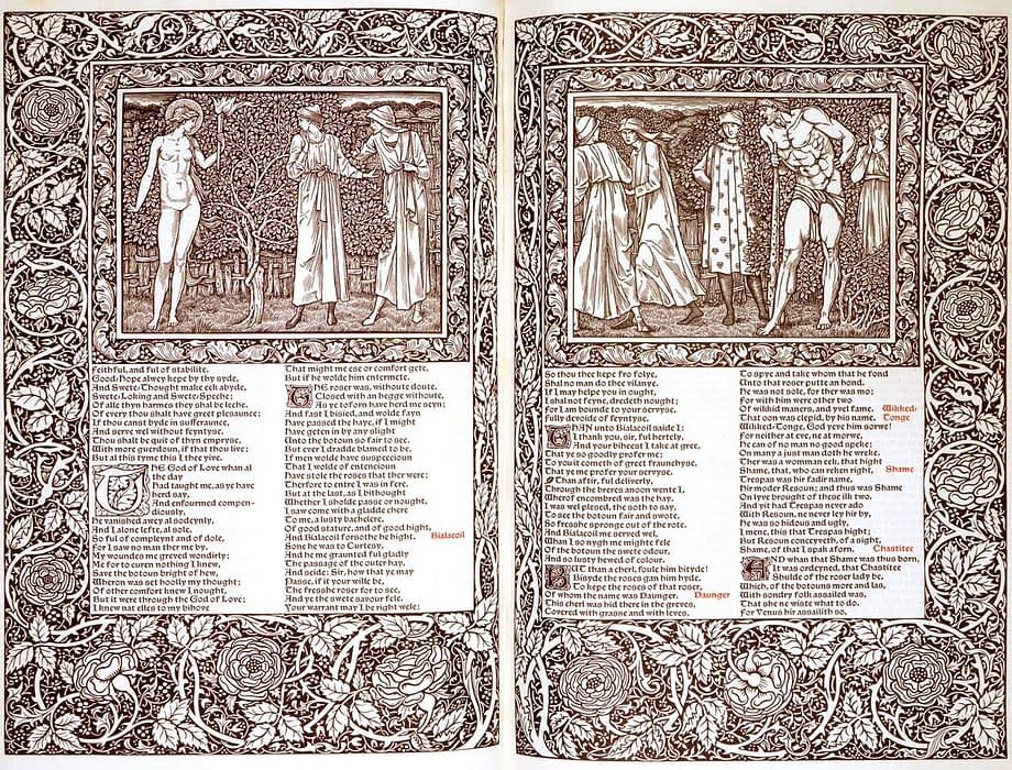 17 The Beauty of Life. William Morris & The Art of Design 10