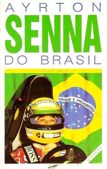 Ayrton Senna do Brasil 9,90€