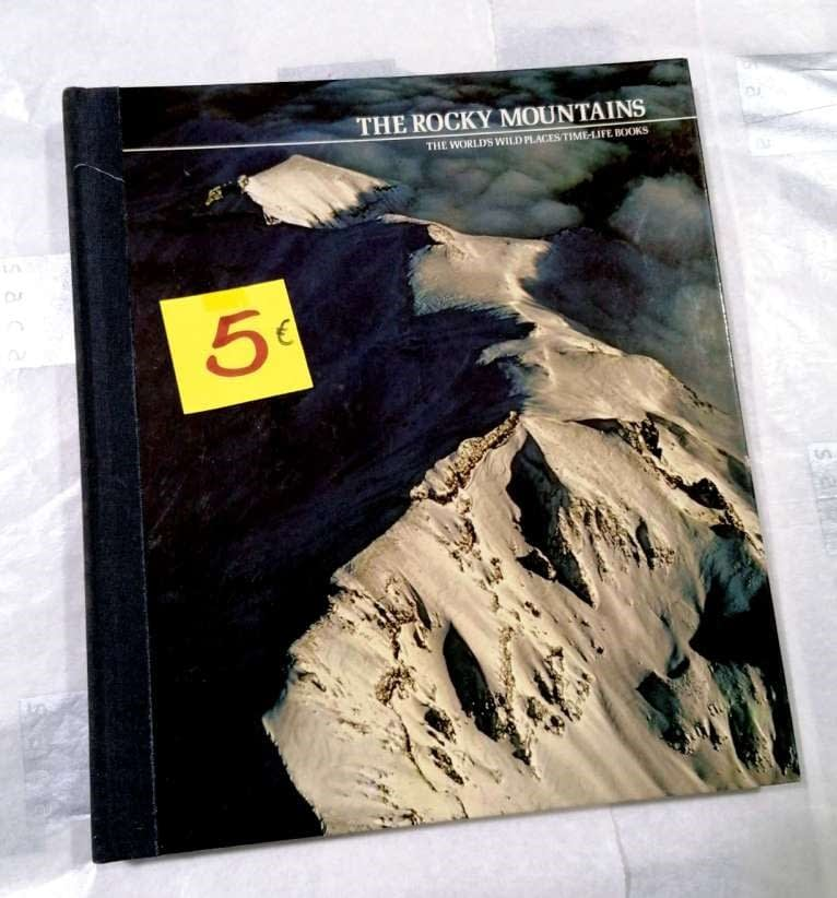 The Rocky Mountains. The World's Wild Places. 5€