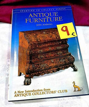 Antique Furniture 9€ John Andrews Antique Collector's Club