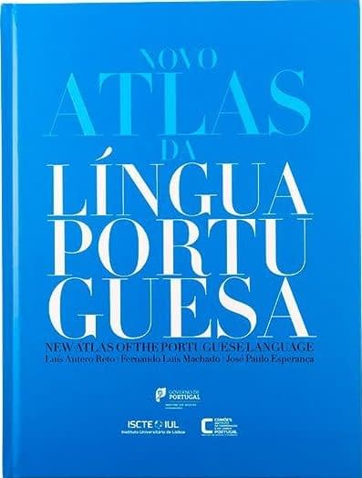 Novo Atlas da Língua Portuguesa   The New Atlas of the Portuguese Language