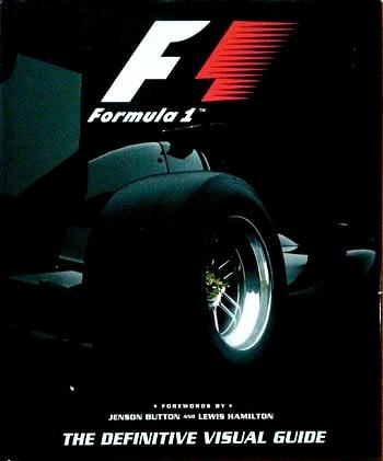 capa dura F1 Formula 1. O Guia Final carros de Formula 1