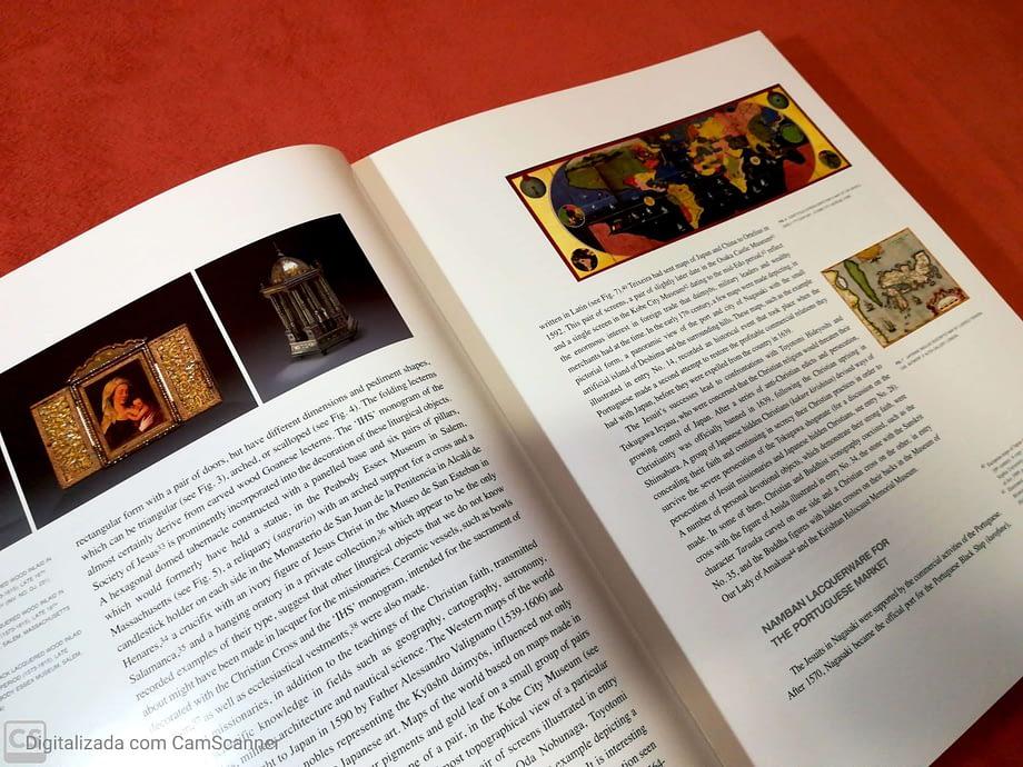 10 Mais Bonitos Livros da Nossa Loja! Arte Namban