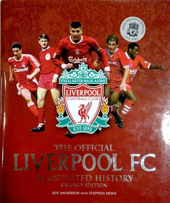 The Official Liverpool FC Illustrated History | A História Oficial Ilustrada do Liverpool FC