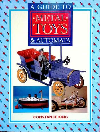 A Guide to Metal Toys and Automata | Um Guia Para Brinquedos de Latão e Autómatos