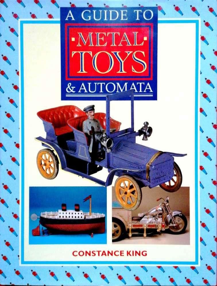 A Guide to Metal Toys and Automata   Um Guia Para Brinquedos de Latão e Autómatos