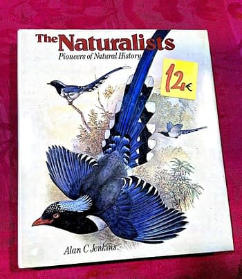 The Naturalists. Pioneers of Natural History Alan C. Jenkins. 12€