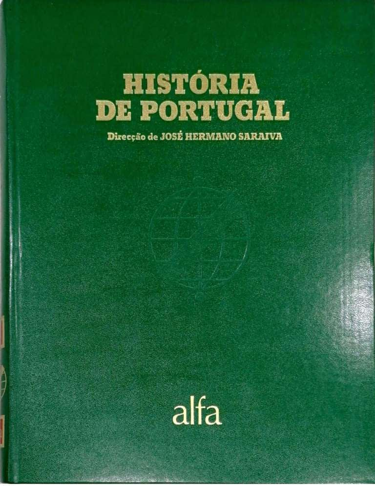 História de Portugal (6 vols)