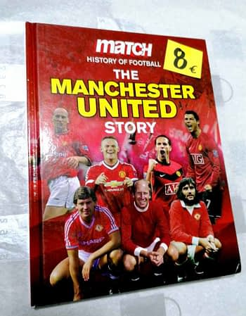 The Manchester United Story Match History of Football Series Match 8€