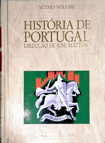 História de Portugal 8 vols José Mattoso
